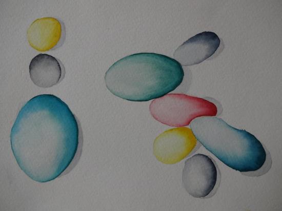 003 galets aquarelle